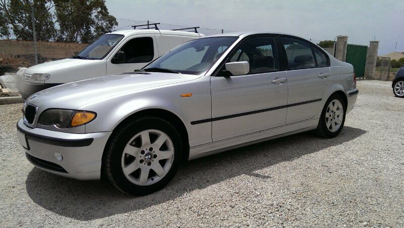 bmw 320d e46 ocasion en venta venta bmw 320d 2001. Black Bedroom Furniture Sets. Home Design Ideas