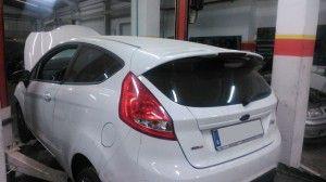 Ford Fiesta 2009 siniestrado en venta ref 1591 1