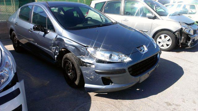 Peugeot 407 siniestrado ref 1370