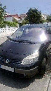 Renault Scenic averiada venta ref 1599 1