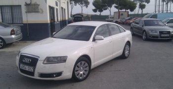 Audi A6 ex taxi averiado en venta ref 1308