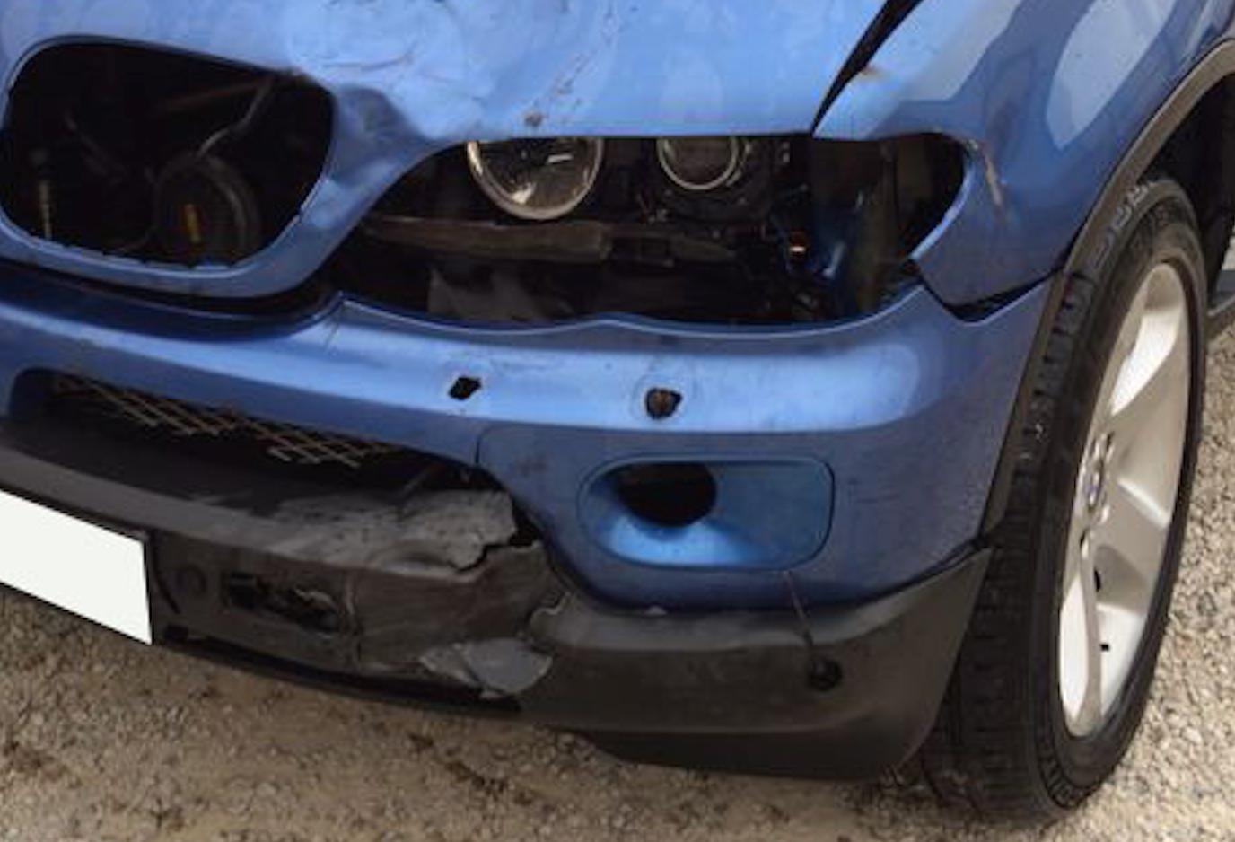 Compra coches siniestrados toda España
