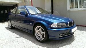 Bmw 330CI averiado en venta