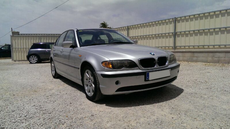 bmw 320d e46 for sale sell used bmw 320d 2001. Black Bedroom Furniture Sets. Home Design Ideas