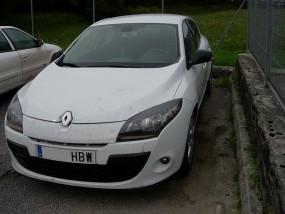 Renault Megane 3 inundado modelo 2011