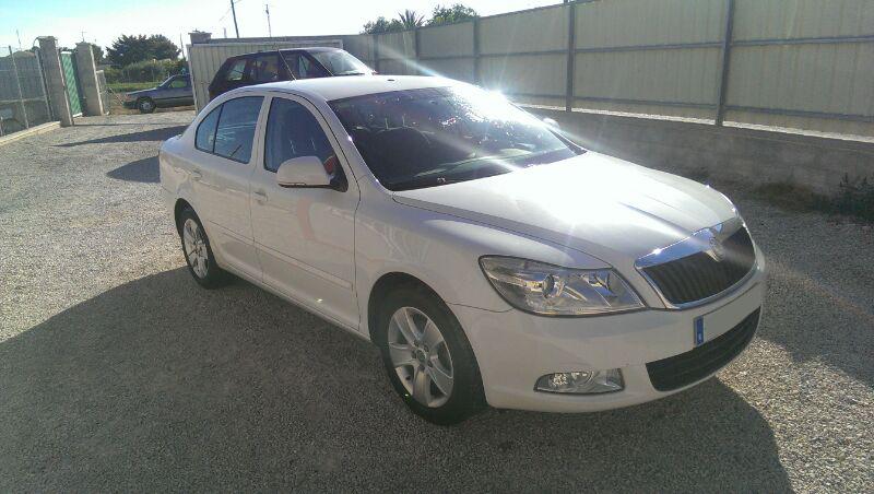 Skoda Octavia taxi segunda mano barato ref 1627 1