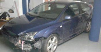 Vendo Ford Focus accidentado 2007