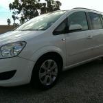 Opel Zafira ex Taxi en venta