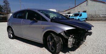 Seat Leon FR accidentado en venta ref 16645