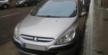 Peugeot 307 averiado venta