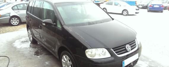 VW Touran averiado en venta ref 1669