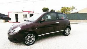 Lancia Ypsilon siniestrado venta