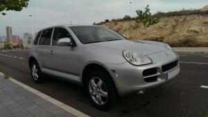 Porsche Cayenne venta segunda mano ref 1677