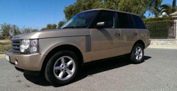 Range Rover Vogue 2006 venta