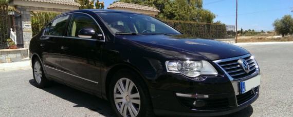 VW Passat segunda mano barato