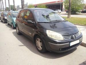 vendo Renault Scenic averiado ref 1680