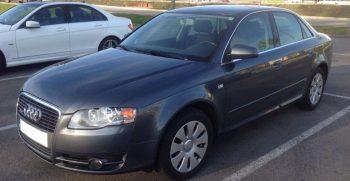 Audi A4 motor roto venta ref 1687