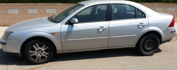 Ford Mondeo averiado en venta