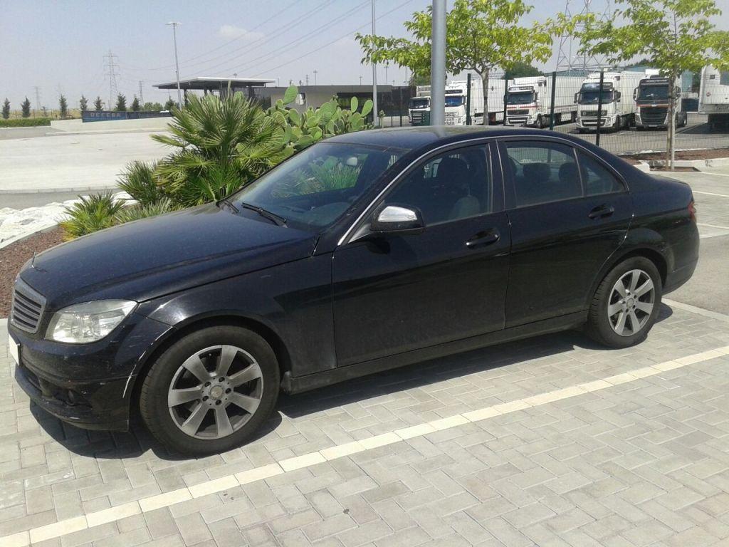 Mercedes c200 cdi barato en venta