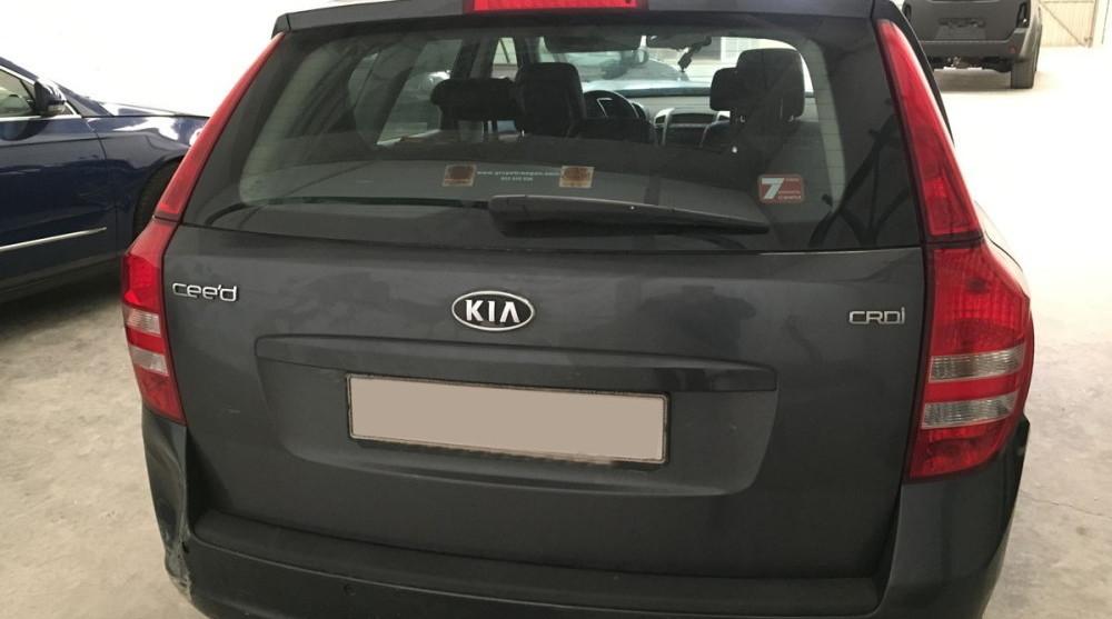 Kia Ceed accidentado venta 17061