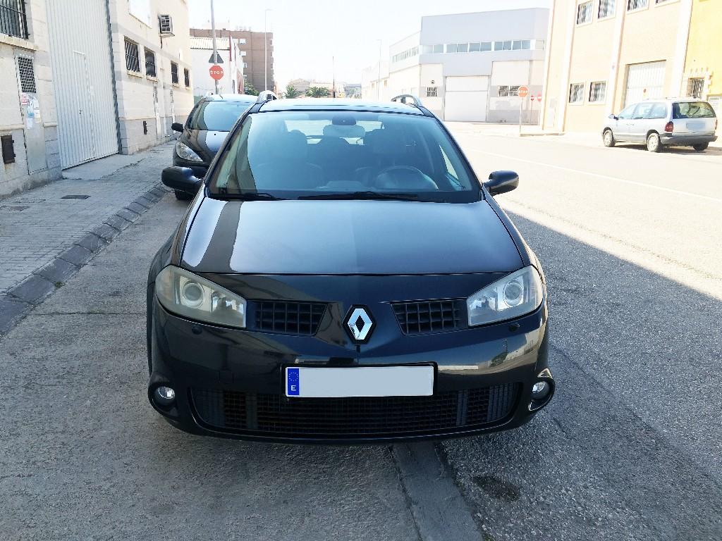 Renault Megane Grandtour 1.9 dci Sport segunda mano