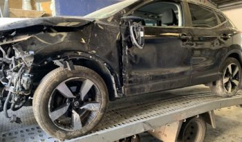 Nissan Qashqai accidentado venta lleno
