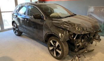 Nissan Qashqai accidentado venta full